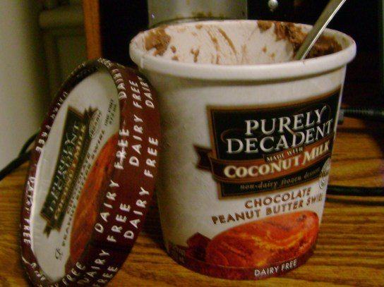 So Delicious Chocolate Peanut Butter Swirl Coconut Milk Ice Cream