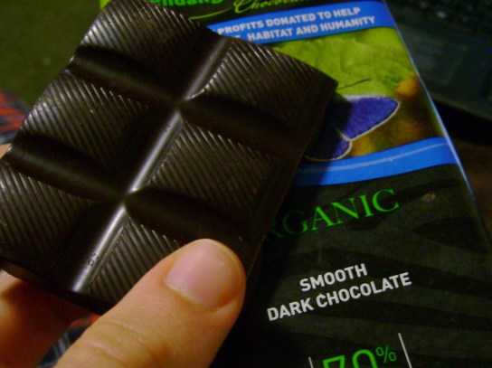 Endangered Species Organic Smooth Dark Chocolate